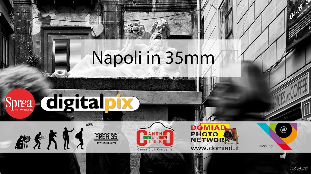 """Uscita Fotografica a Premi """"Napoli in 35mm"""""""
